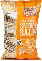 Farm Chips Xtra Crunchy Smoked Bacon