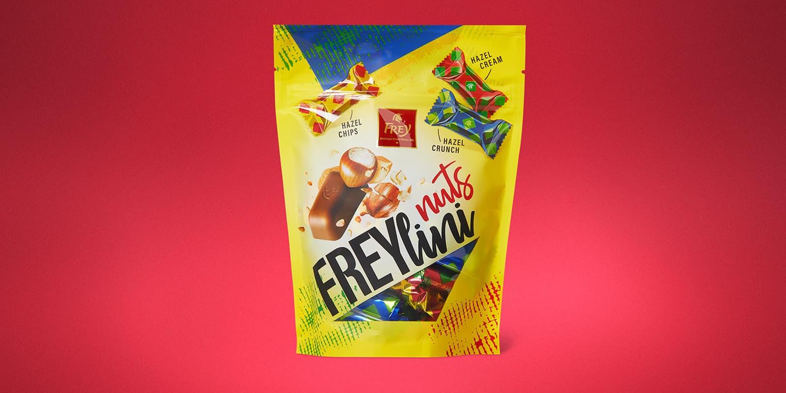 Freylini Nuts gratis testen