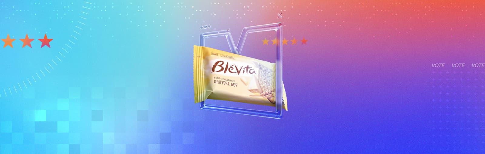 Blévita Gruyère AOP