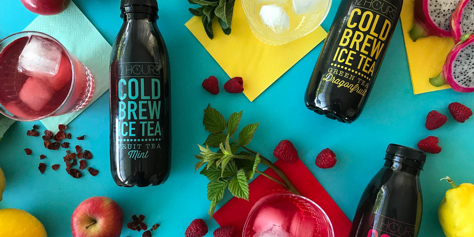 Cold Brew Ice Tea
