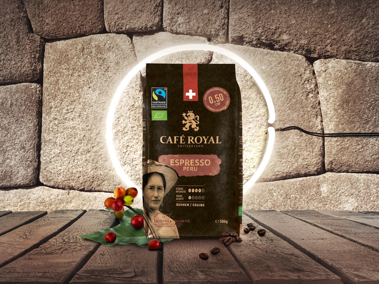 Bio e Fairtrade: testa gratuitamente questo caffè in chicchi per espresso del Perù