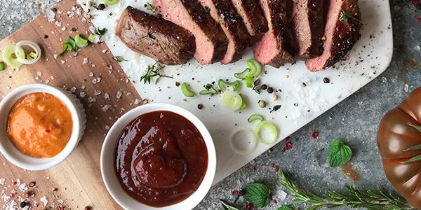 Tester les nouvelles sauces M-Classic