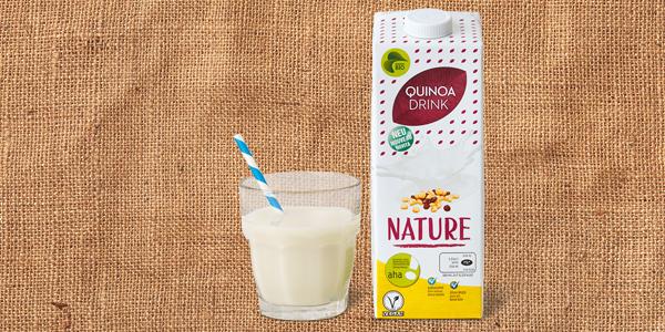 Bio Quinoa Drink testen