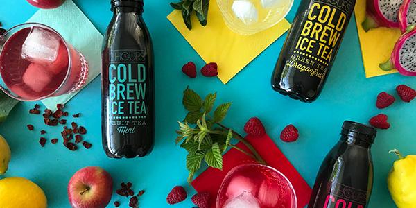 Testez gratuitement les thés froids Cold Brew