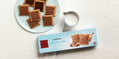 Frey Petit Beurre Milchschokolade