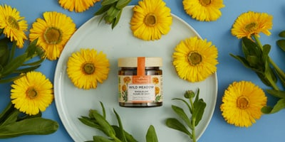 Wild Meadow Ringelblume vegan