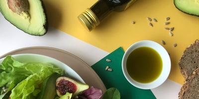 Bio Avocado-Öl kaltgepresst