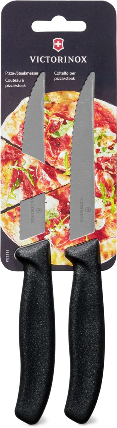 Couteau pizza steak victorinox migros - Couteau a pizza ...