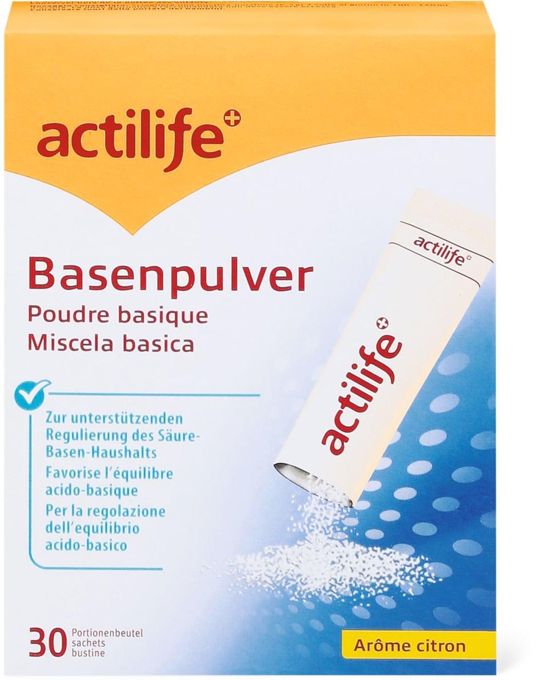 Actilife basenpulver migros for Micasa martigny