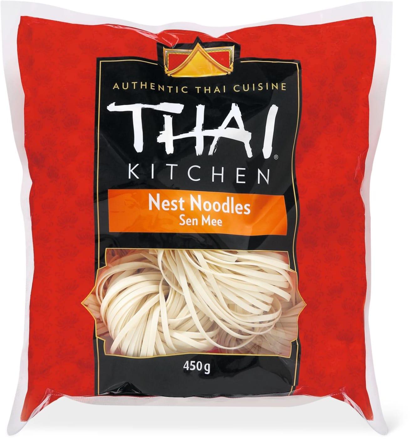 Thai Kitchen Nest Nudeln