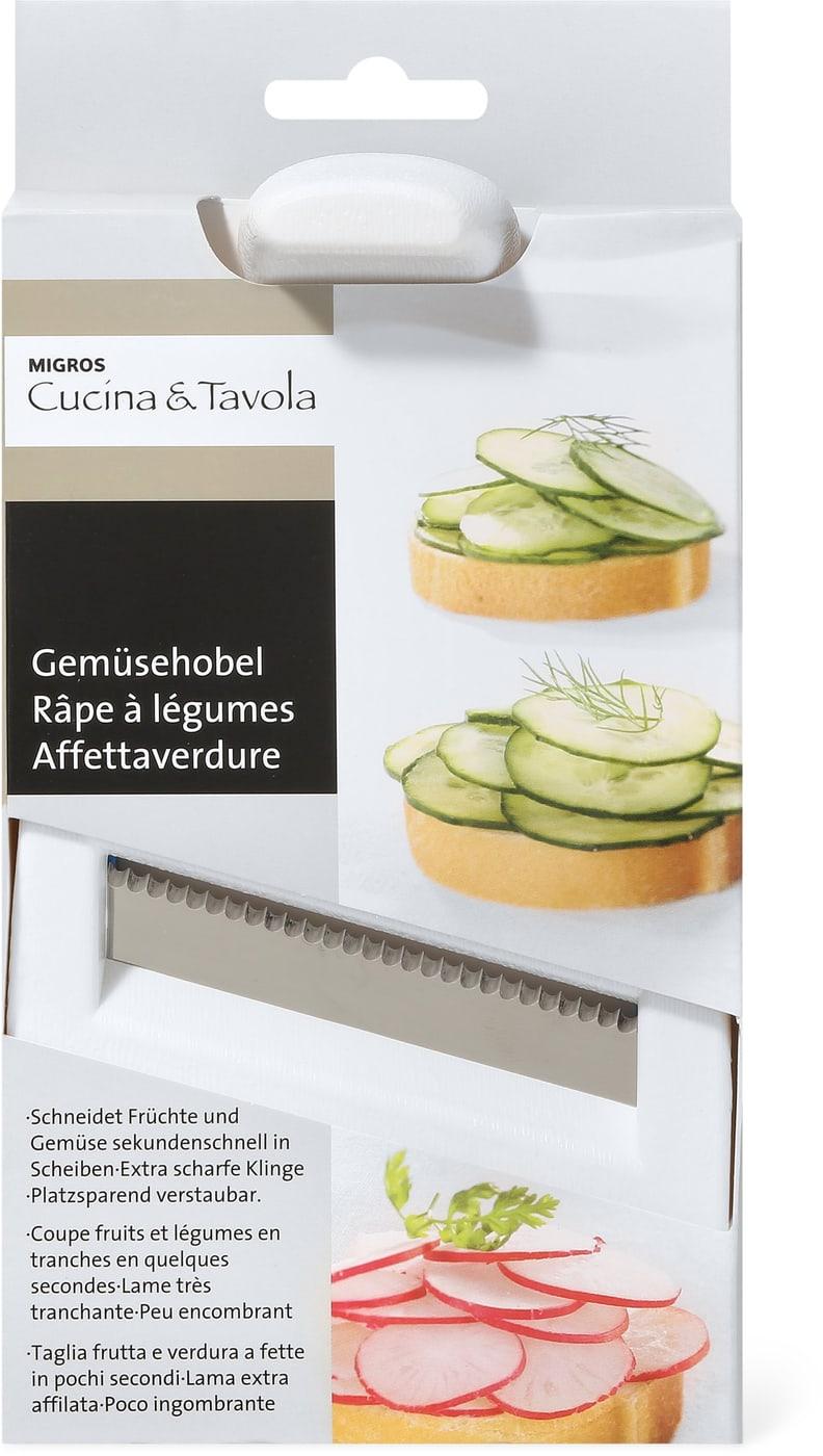 R pe l gumes cucina tavola migros for Tavola cucina