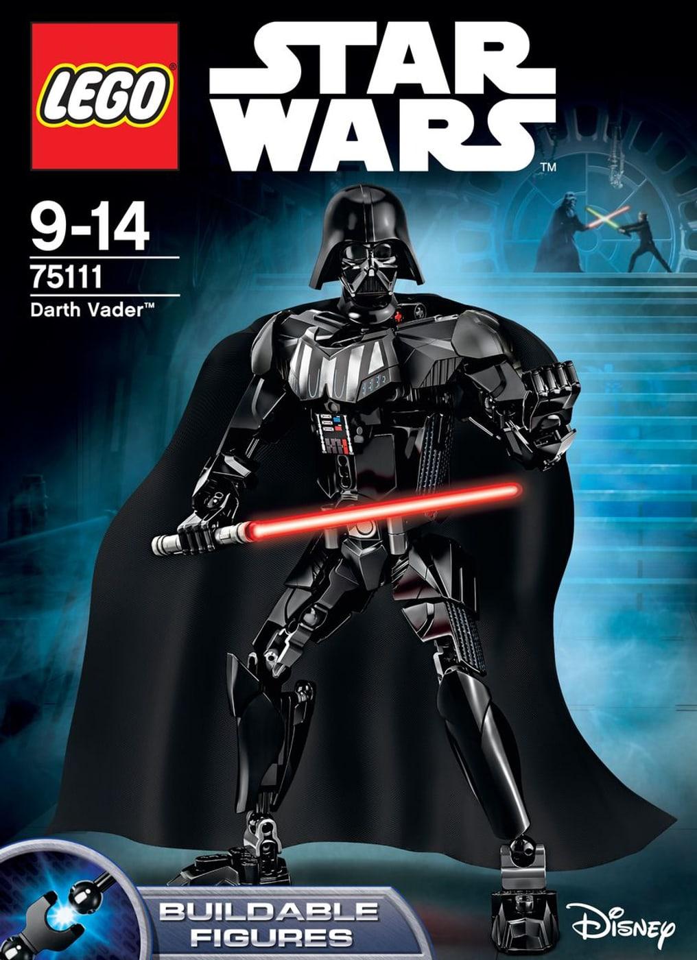 Lego star wars darth vader 75111 migros - Bd lego star wars ...