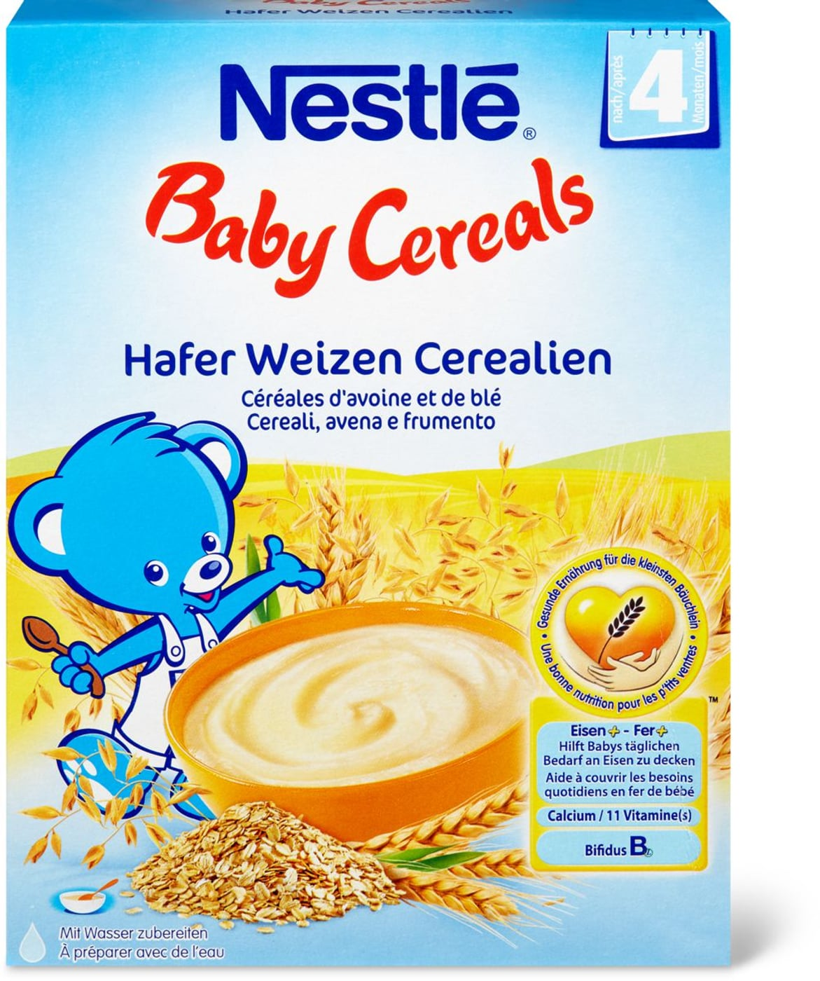 nestle baby milch