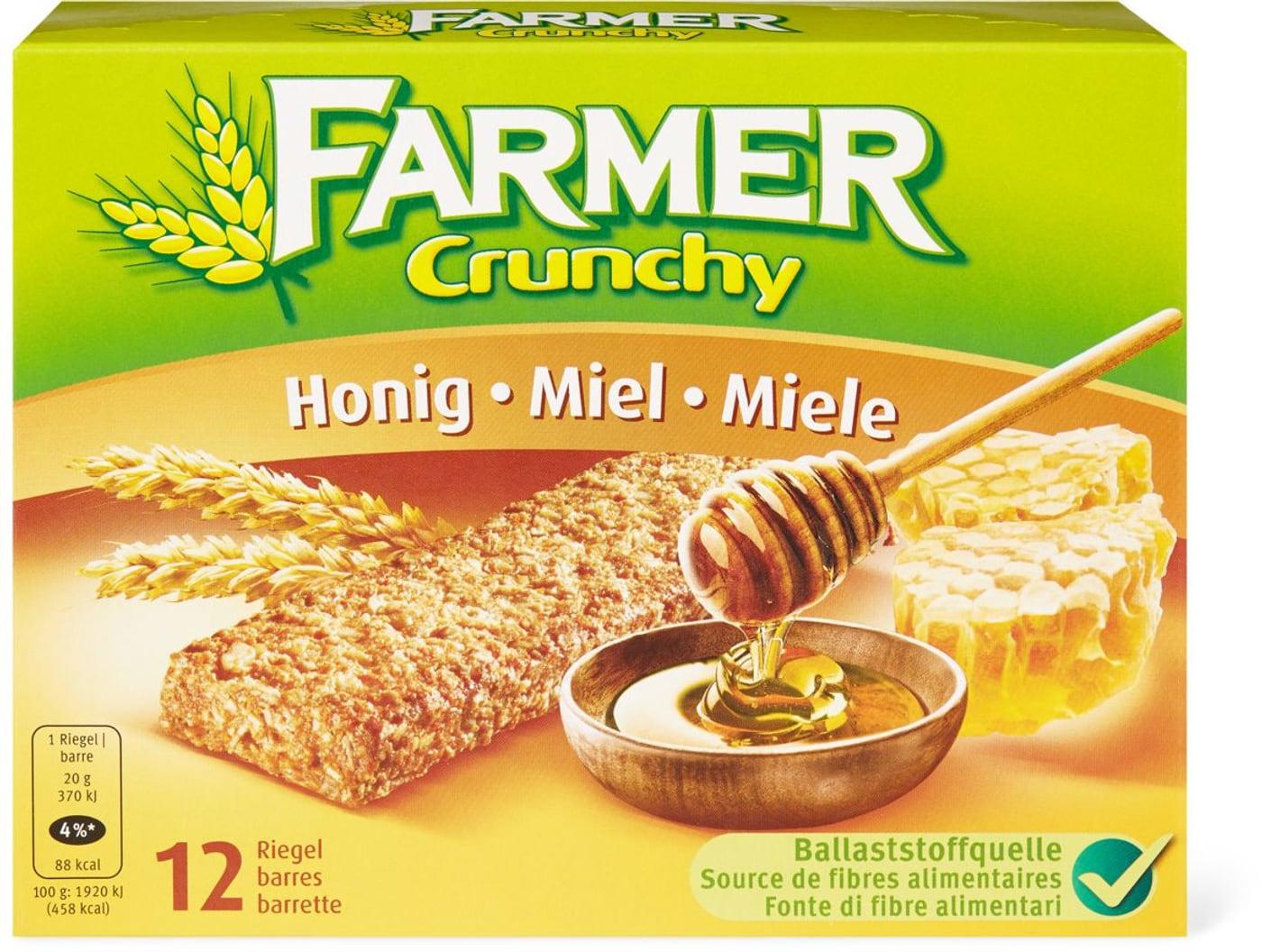 Farmer crunchy honig migros for Micasa martigny