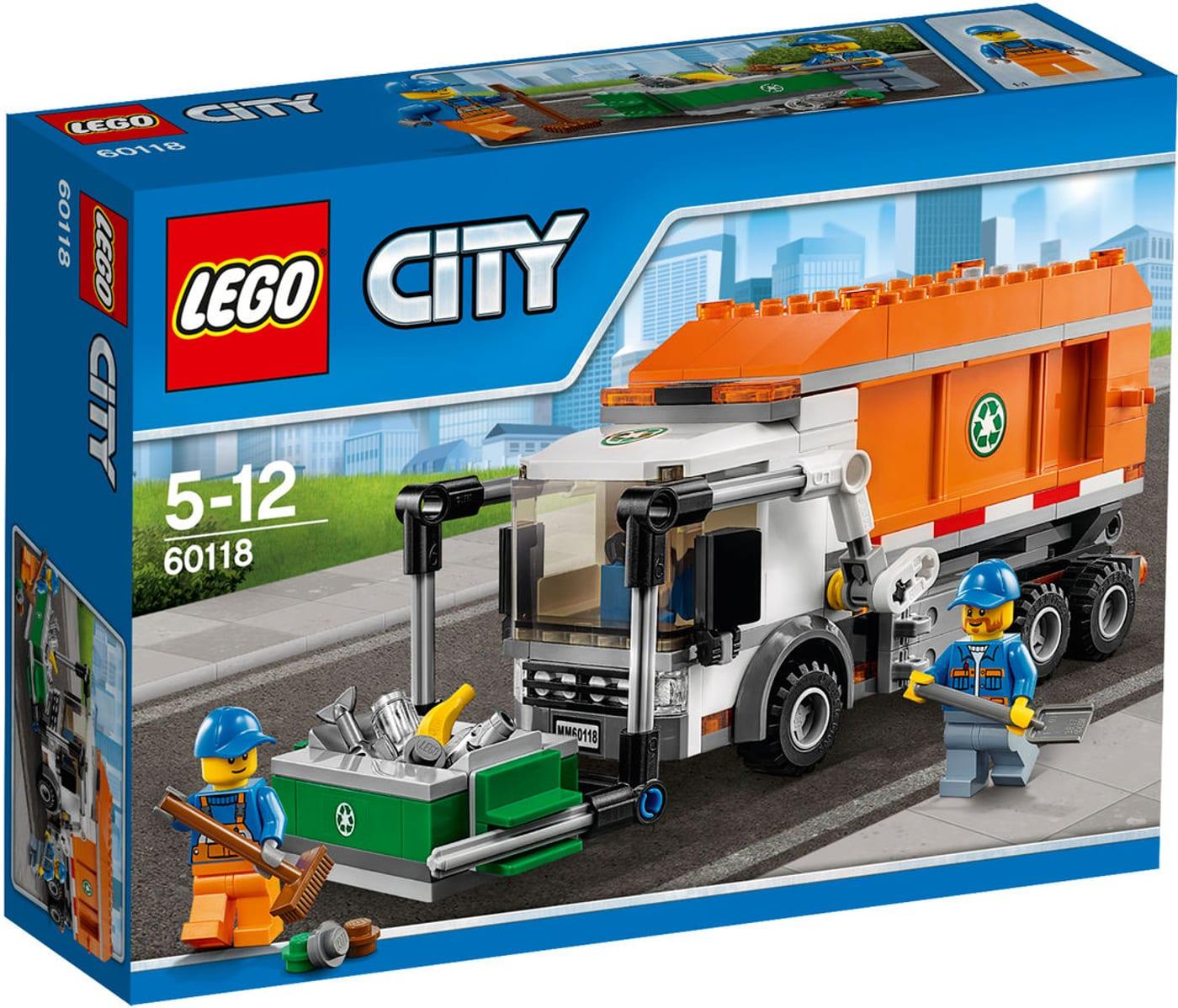 LEGO City Müllabfuhr 60118 | Migros