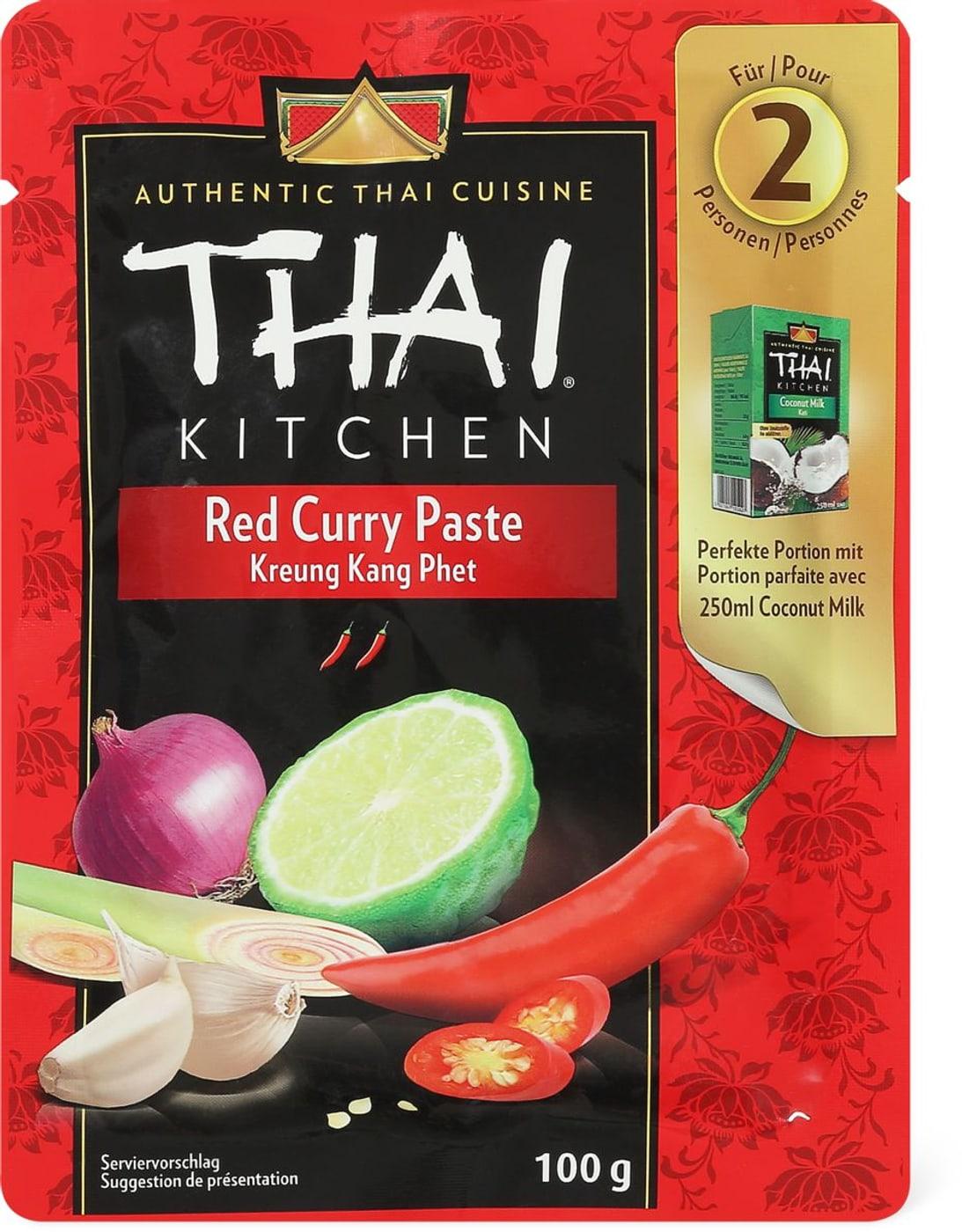 Thai Kitchen Red Curry Paste Migros