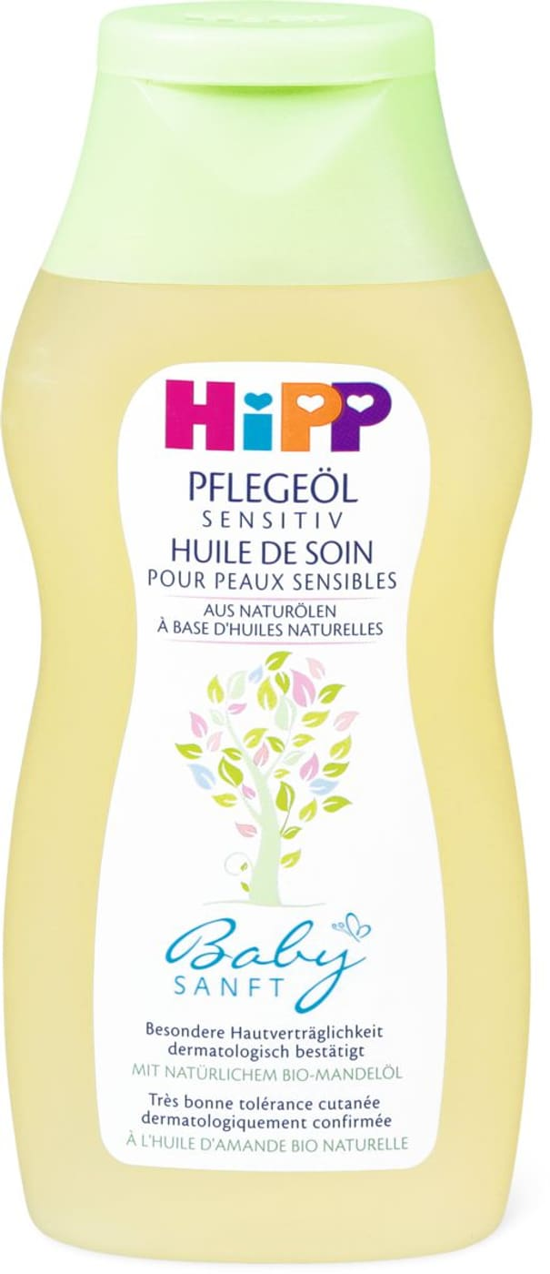 hipp baby lotion