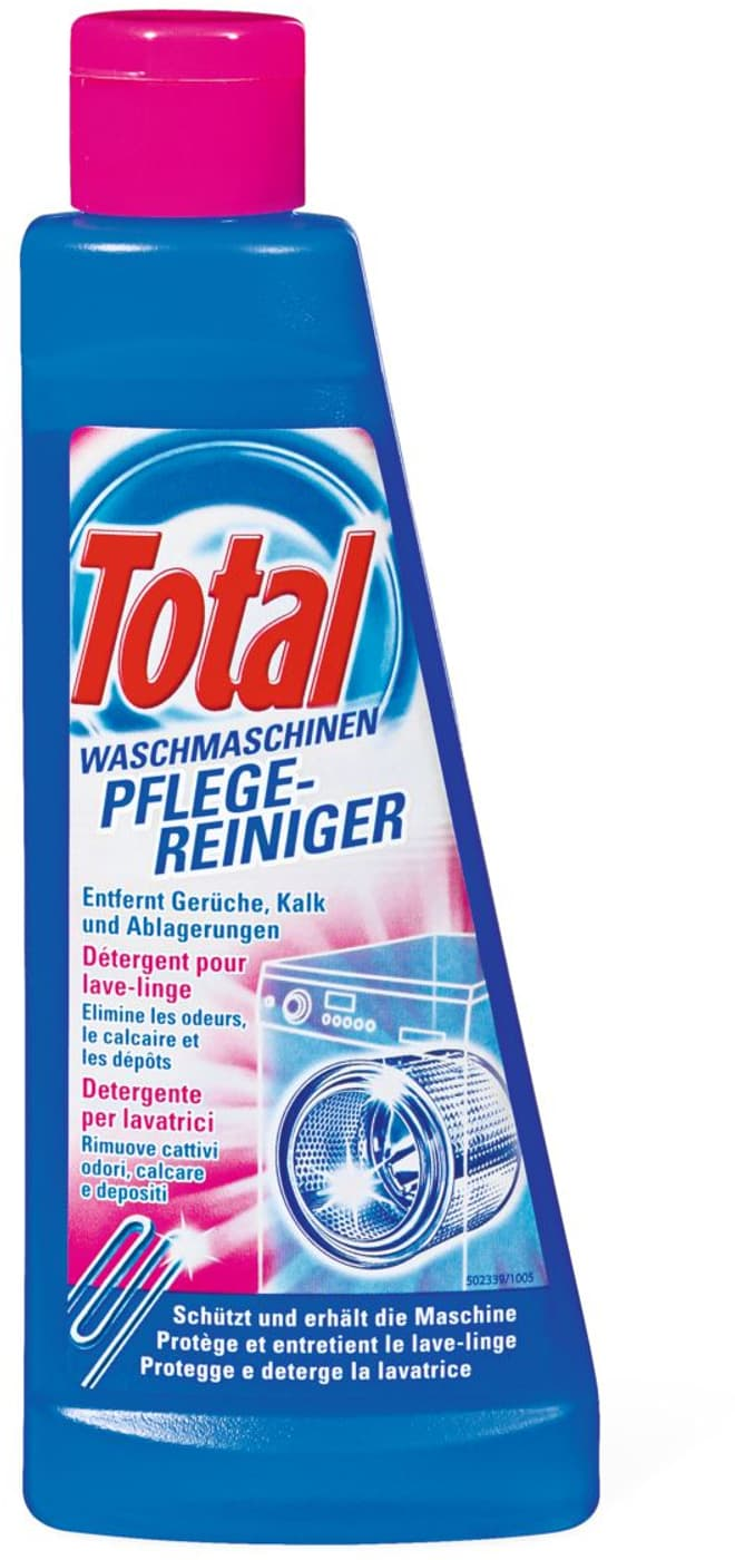 Total d tergent pour lave linge migros - Bac a detergent lave linge ...