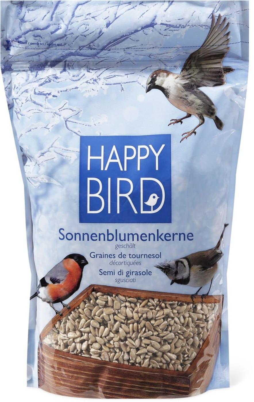 happy bird sonnenblumenkerne gesch lt migros. Black Bedroom Furniture Sets. Home Design Ideas