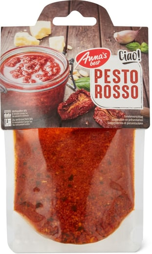 Anna S Best Pesto Rosso Smood Grocery