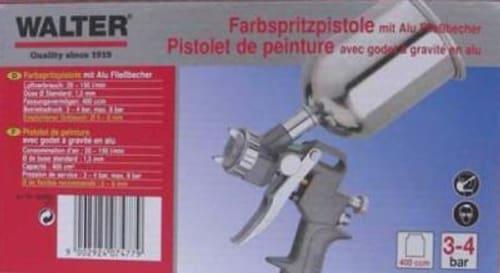 Pieces Accessoires Pour Do It Garden Pistolet De Peinture 0 4 L