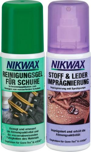 NIKWAX Reinigungsgel für Schuhe erneuert Atmungsaktivität wasserabweisende Funkt