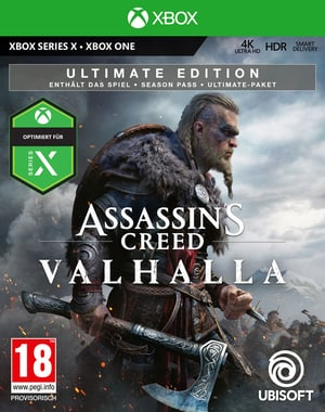 Xbox - Assassin's Creed Valhalla Ultimate Edition