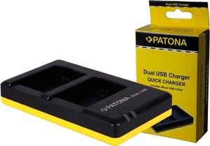 Dual USB NP-BX1