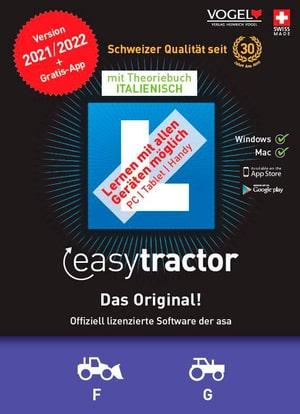 easytractor 2021/22 [Kat. F/G] inkl. Theoriebuch Italienisch [PC/Mac] (I)
