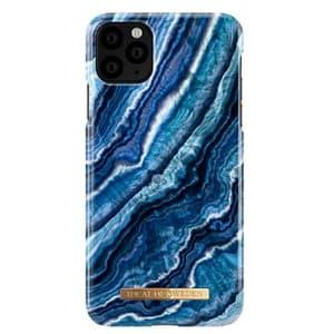 Hard Cover Indigo Swirl blue