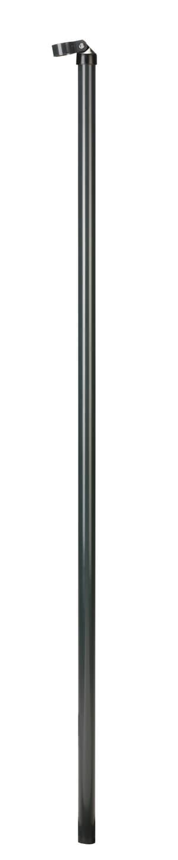 Contrefiche de clôture, anthracite
