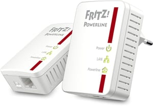 AVM FRITZ!Powerline 510E Set International
