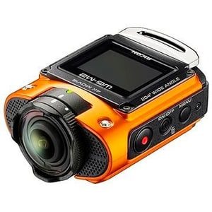 Ricoh WG-M2 Actioncam orange
