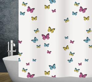 Tenda da doccia Papillon