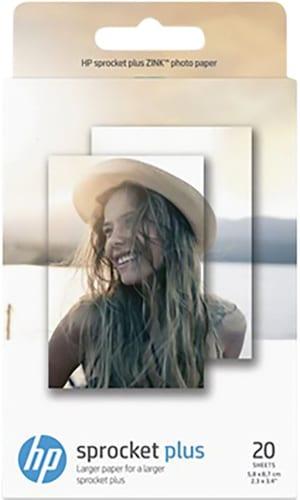 ZINK 5,8 x 8,7cm Photopaper 20 Blatt