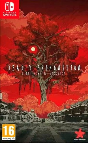 NSW - Deadly Premonition 2: A Blessing in Disguise