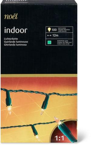 Indoor Lichterkette, 1200cm