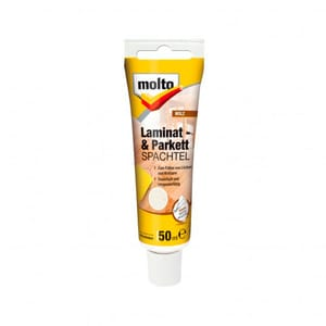Laminat/Parkettspachtel Eiche grau