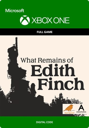 Xbox One - What Remains of Edith Finch