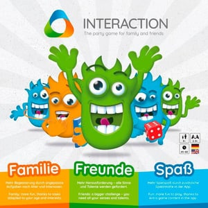 Interaction Party Game