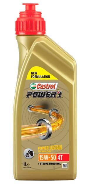 Power 1 4T 15W-50 1L