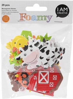 FOAMY, fattoria, 29 pezzi