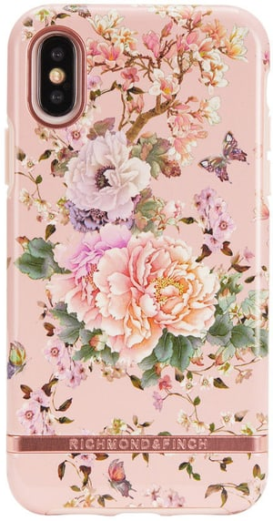Cover Peonies & Butterflies