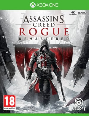 Xbox One - Assassin's Creed Rogue - Remastered (D/F/I)