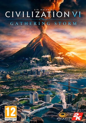 PC - Sid Meiers Civilization VI Gathering Storm