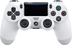 PS4 Wireless DualShock Controller v2 white