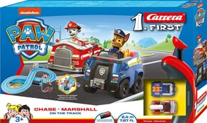 On the Track Carrera First Paw Patrol