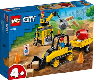 CITY 60252 Bulldozer da cant