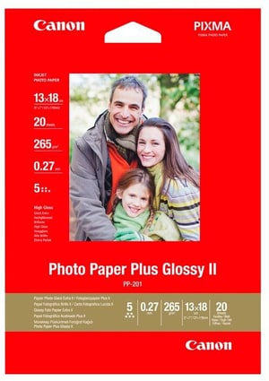 Photo Paper Plus Glossy ll PP-201