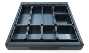 Sistema di divisori a cassettini DSP 10 WSS 6790